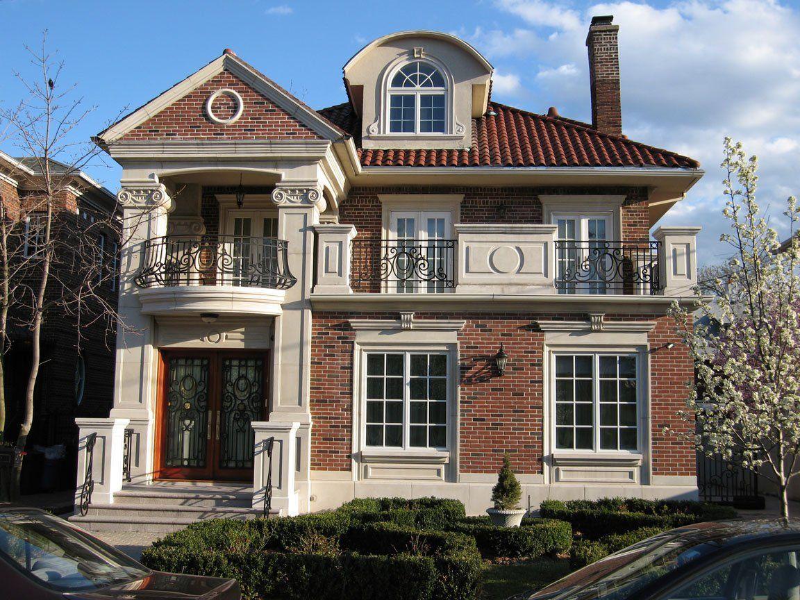 питера, могу красивые фасады дома с декором фото состоит шести
