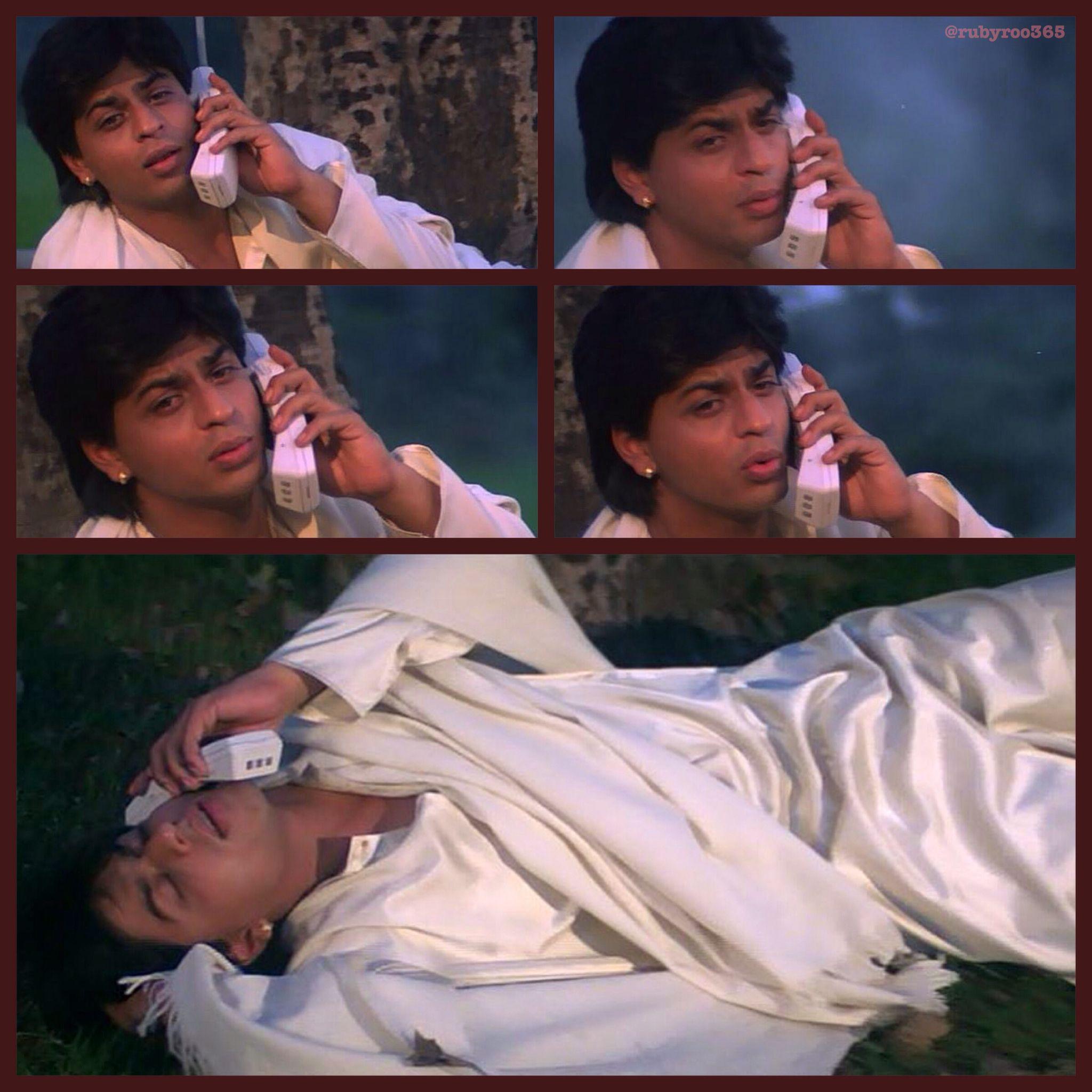 Shah Rukh Khan - Zamaana Deewana (1995) (With images ...