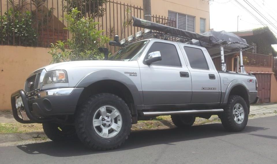 Ford Ranger Costa Rica Ford Ranger Monster Trucks Ranger