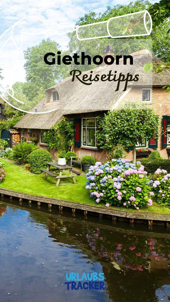 Giethoorn: Tipps für einen Tagesausflug in das