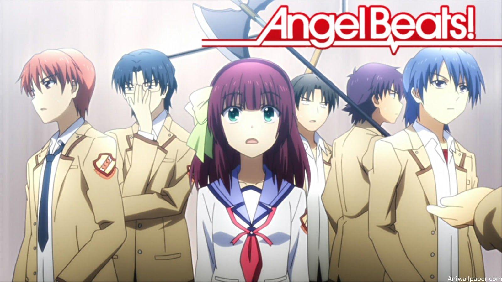 Siren Visual brings 'Angel Beats' to AnimeLab Streaming