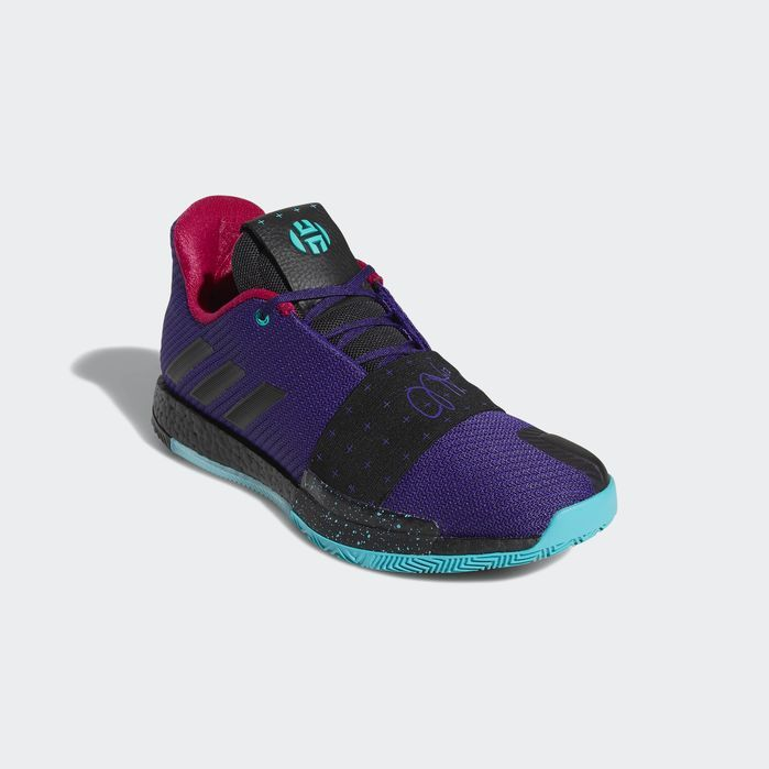353a4394e8e552 Harden Vol. 3 Shoes Purple 10.5 Mens in 2019