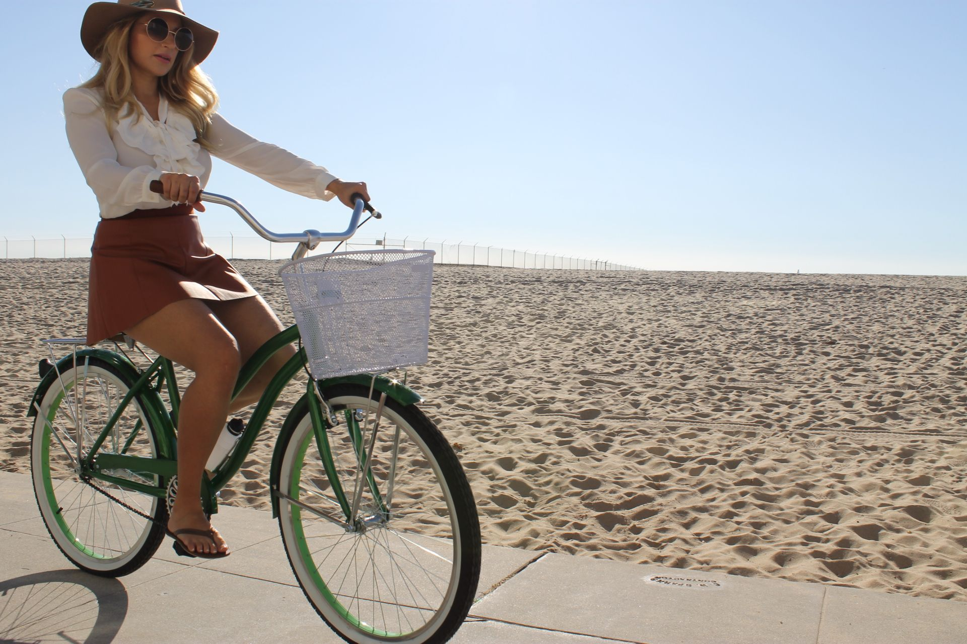 Beach Cruiser From Venice Bicycles