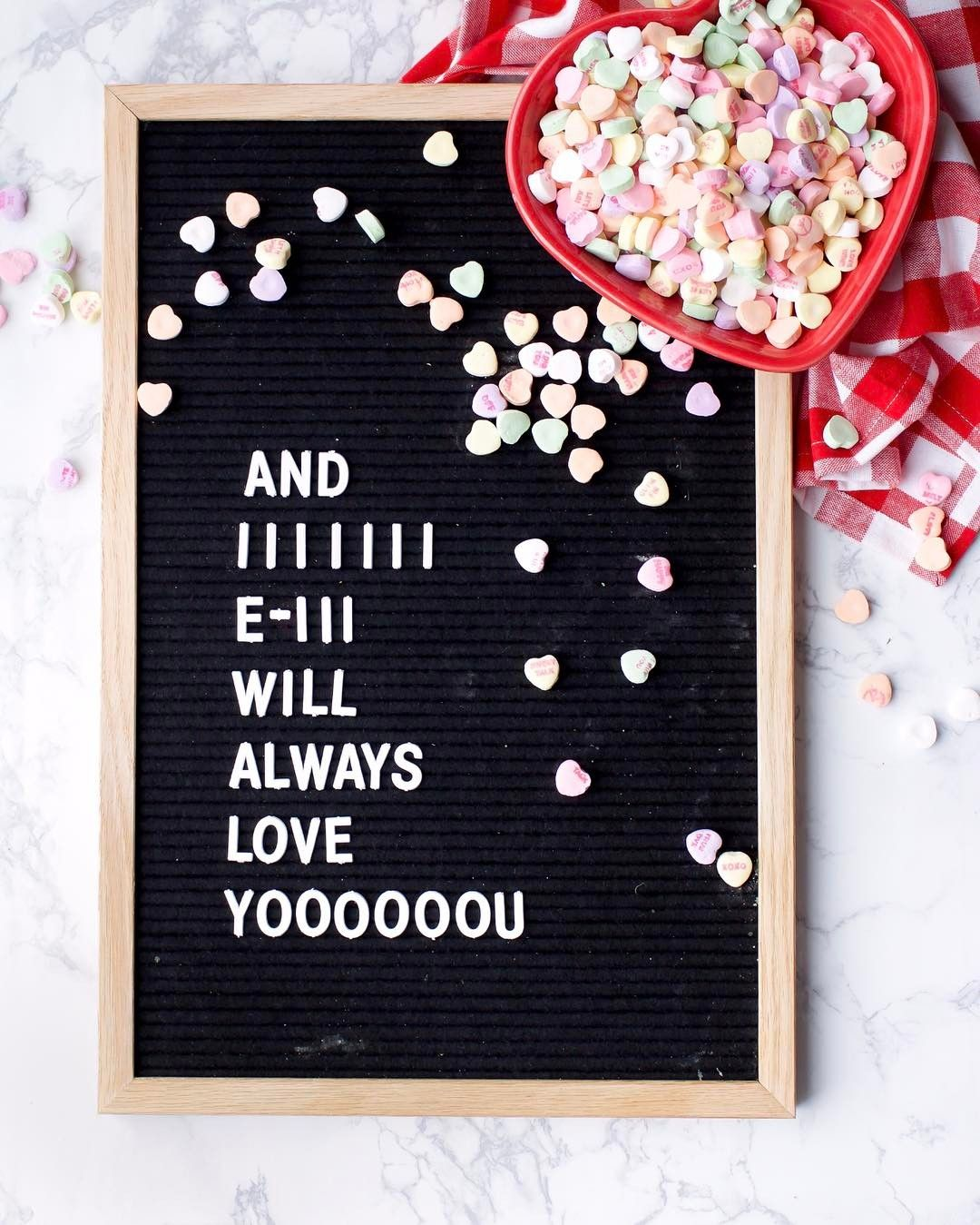 Letterboard Quote Love Quote Valentines Quote Food Quote Funny