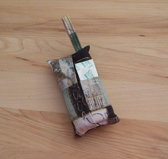 Tissue Holder Kit  tissue carrier  tissue cover by SkinnyBugStudio
