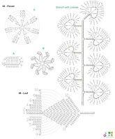 Tina's handicraft : 9 designs & patterns for 2d & 3d flowers