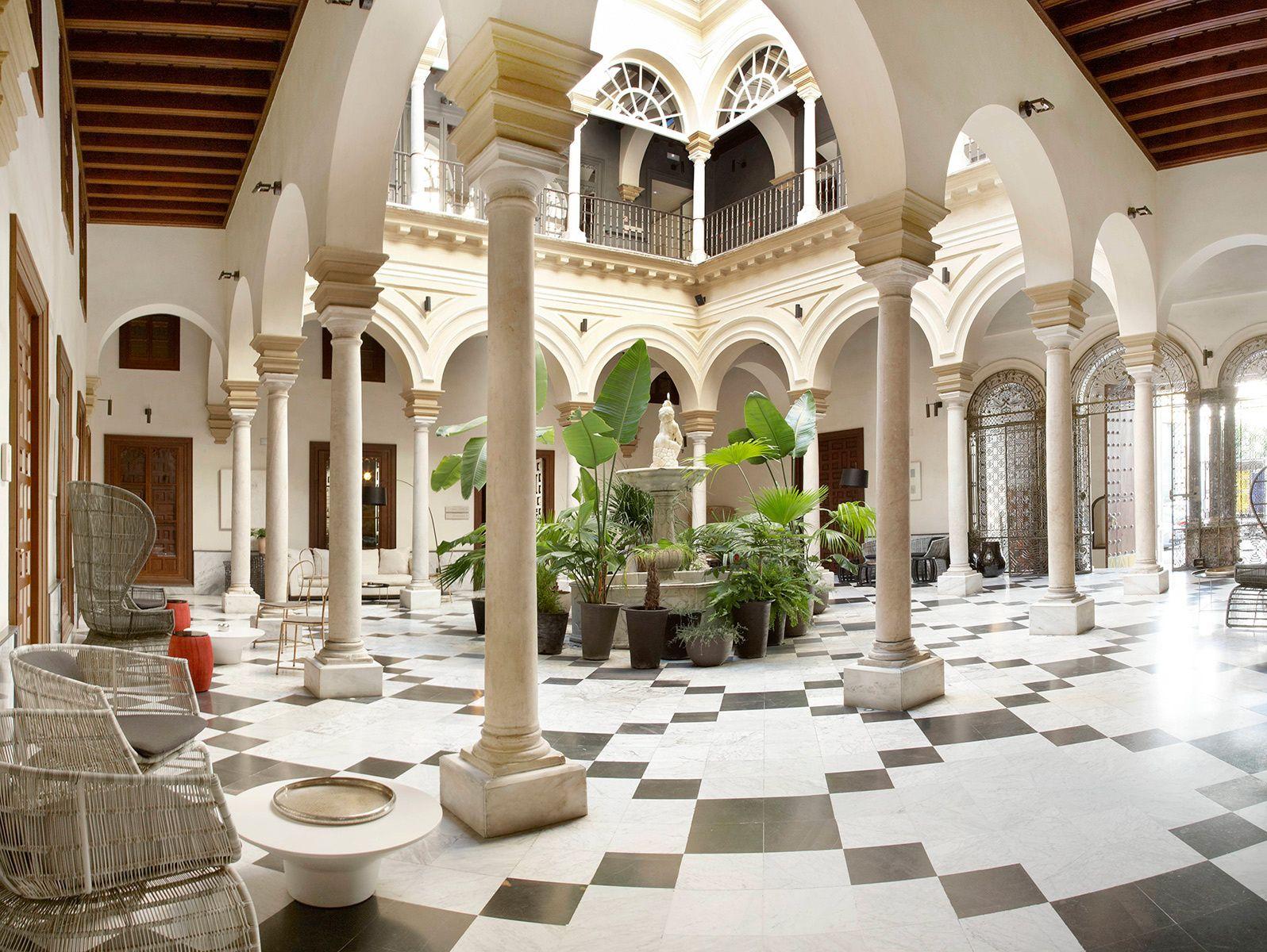 Ruta Por Sevilla El Barroco Sevilla Y Hoteles # Muebles Leiva Sevilla