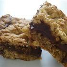 Chocolate Fudge Traybake @ allrecipes.co.uk