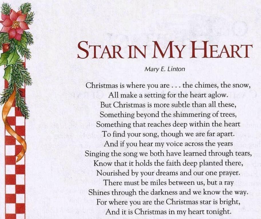 Christmas poem 2012 | black hole of pins | Pinterest | Merry ...