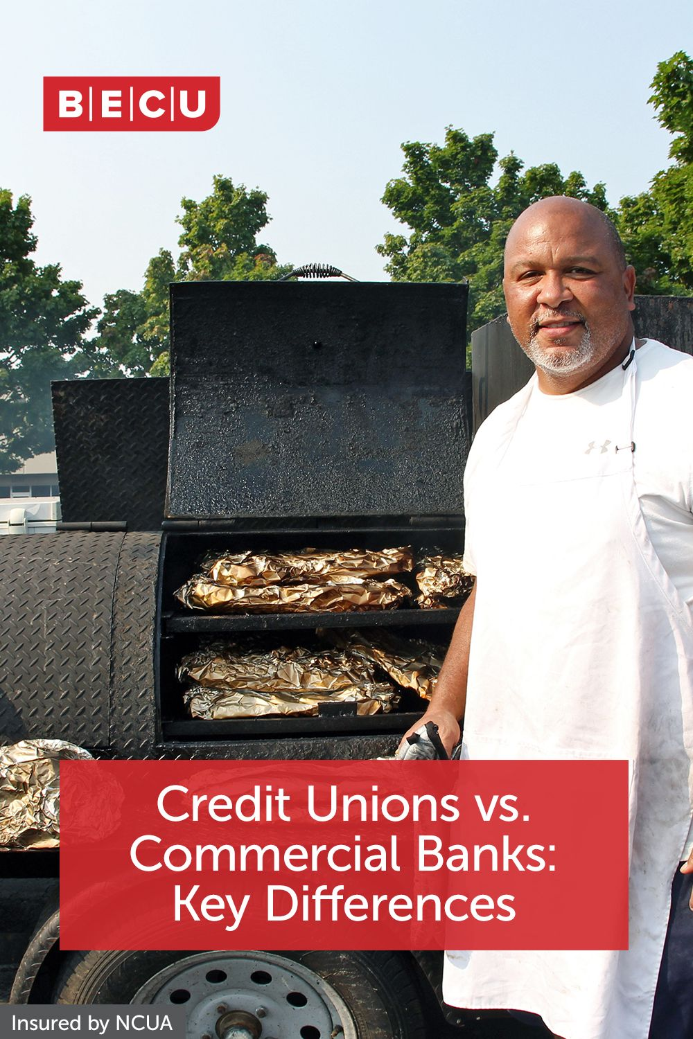 See 5 areas in which credit unions hold the advantage over
