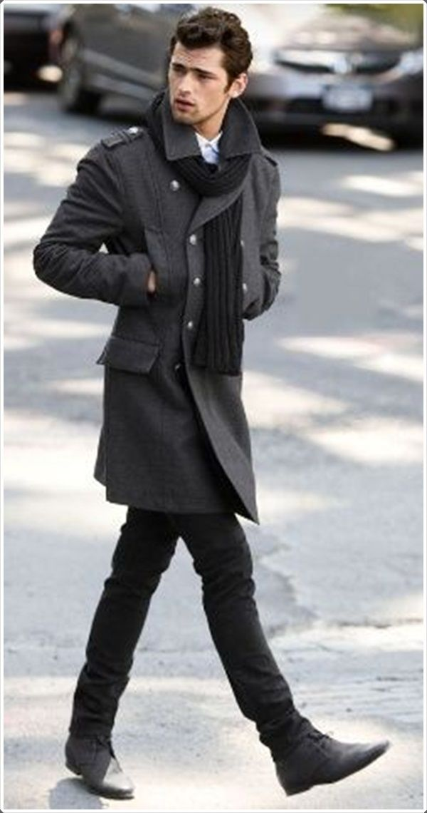 100 Dynamic and Fashionable Pea Coats for Men