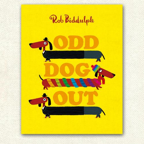 Odd Dog Out — Rob Biddulph