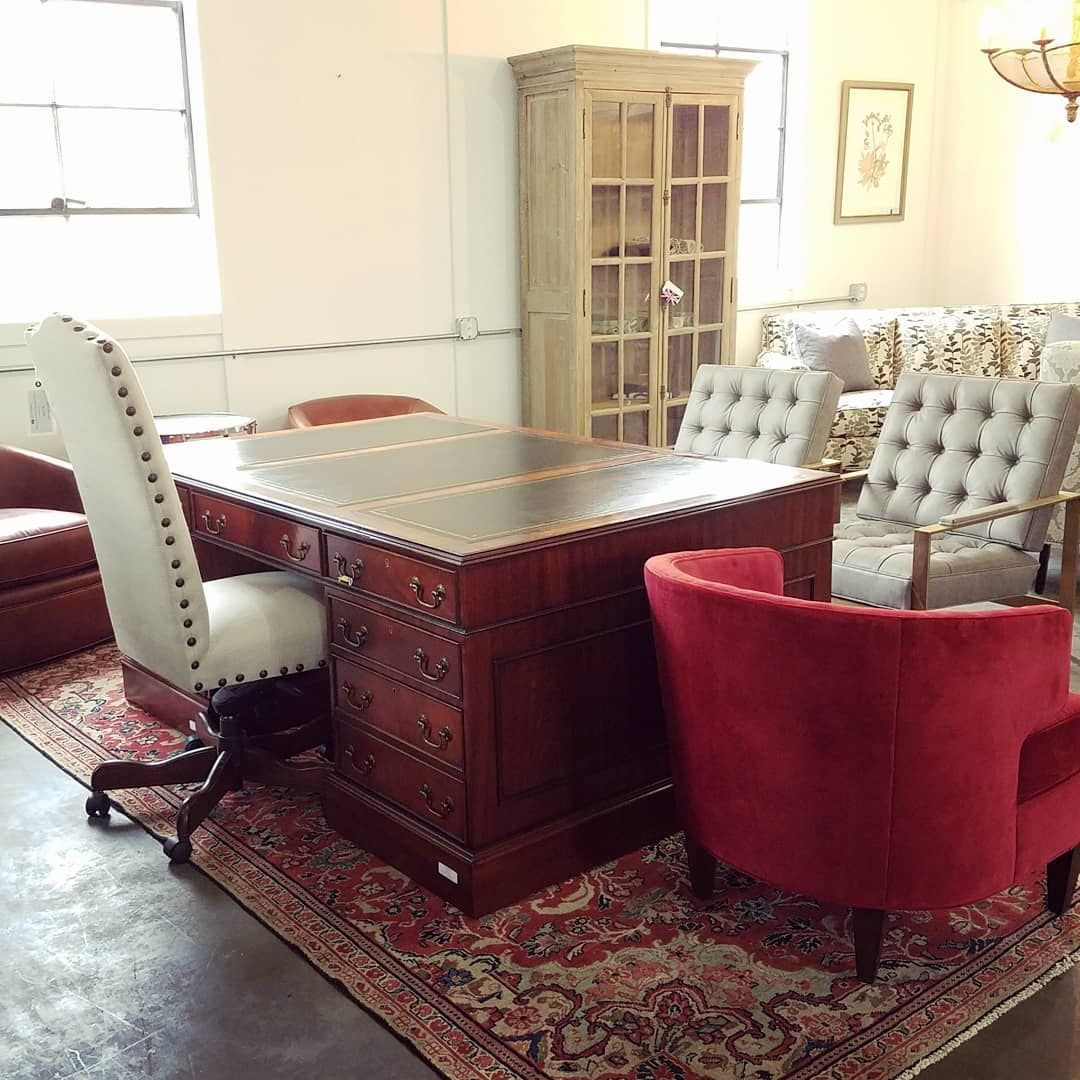 Home Office Or Business? Our Double Sided Mahogany 6'x4