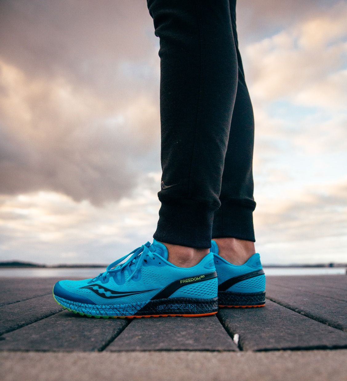 Saucony running shoes, Workout shoes
