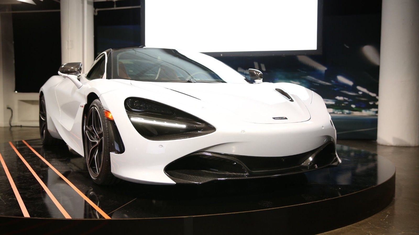 Mclaren 720s White Wallpapers High Resolution in 2020 ...