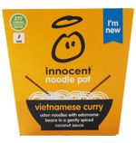 My goodness I wish I could get my hands on some Innocent noodle and veg pots. Vietnamese Curry - innocent  100% pure fruit smoothies, orange juice, kids smoothies and tasty veg pots