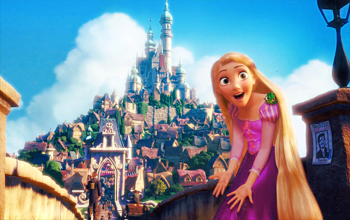 My face precisely when I first walk into Disney world...