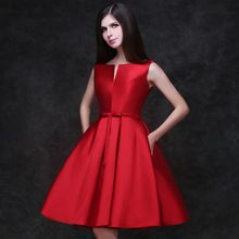 red dresses coktail