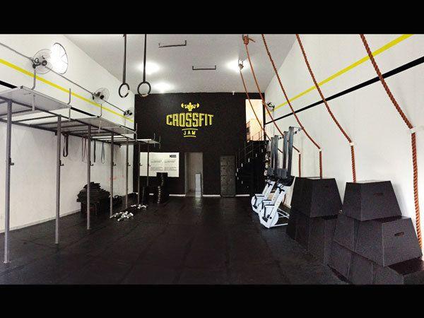 Crossfit Jam by Carlos Nogueira, via Behance