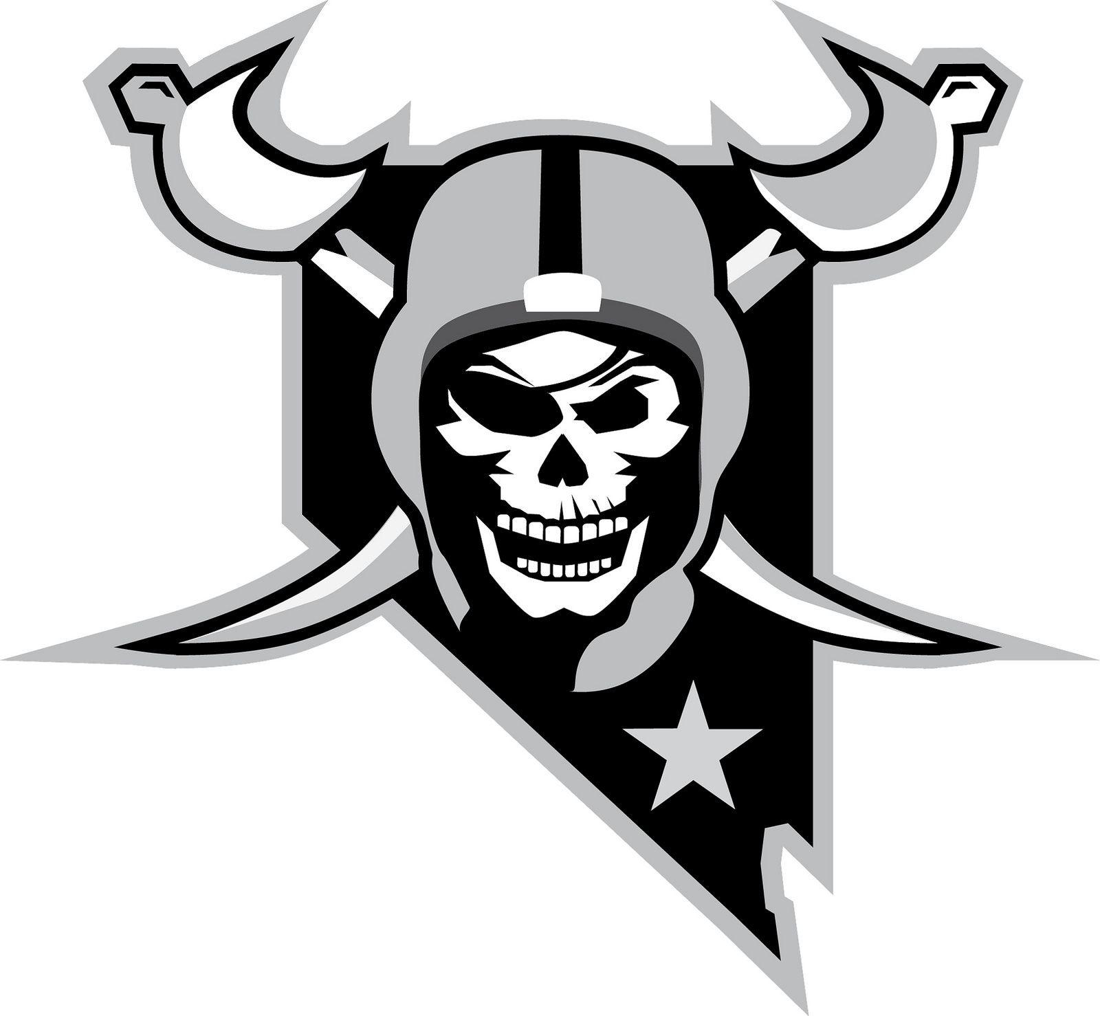 Pin by Chris Basten on NFL Logos Oakland raiders