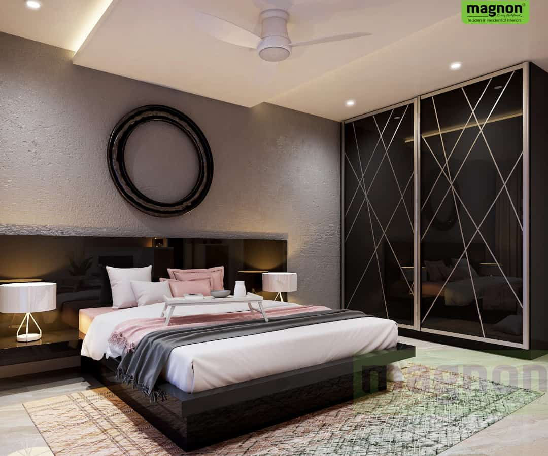 Bedroom Interior Designers In Bangalore Magnon Interiors With