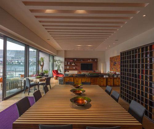 Architecture and Interior, Legorreta + Legorreta Diseño de