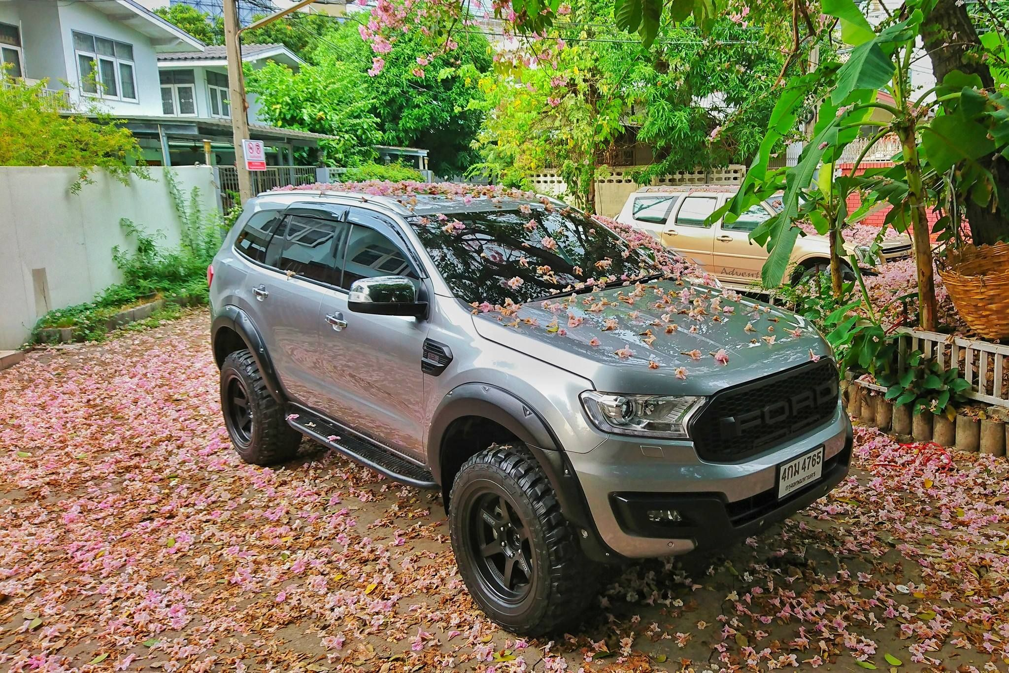 Ford Everest Ford Ranger Crossover Suv Ford Trucks