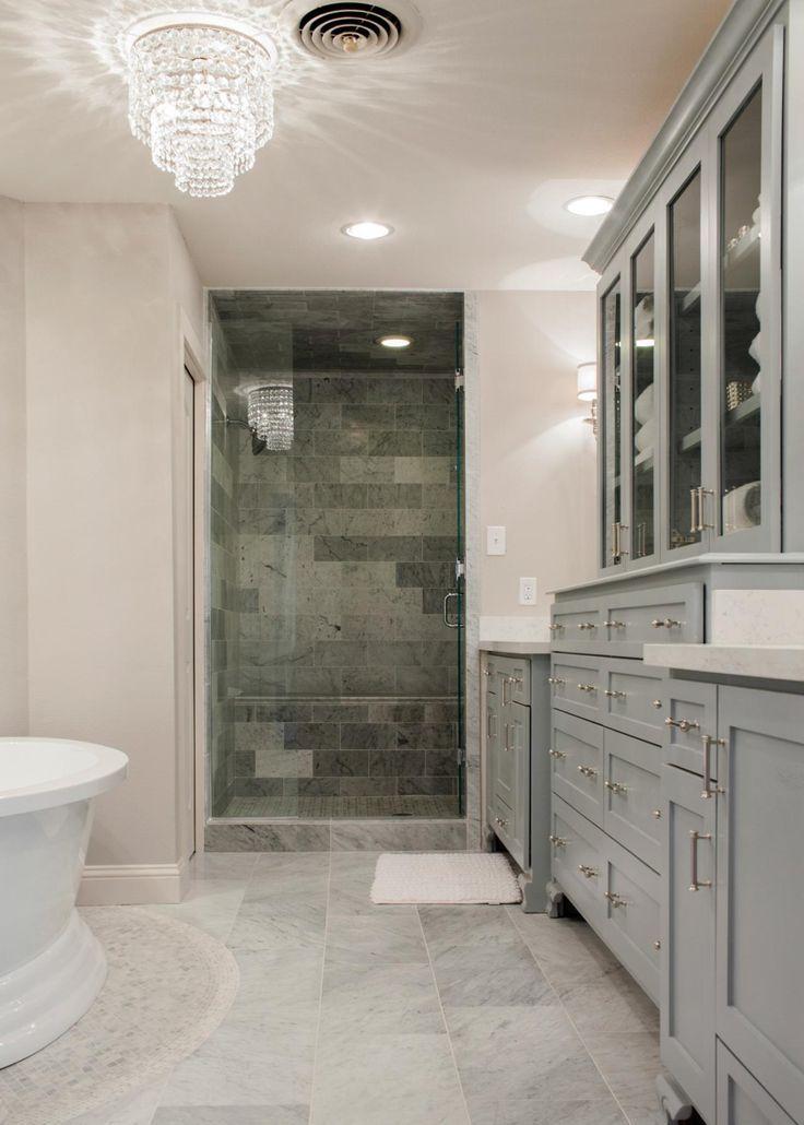 25 Amazing Bathroom Designs Pedestal tub, Toilet room and Pedestal
