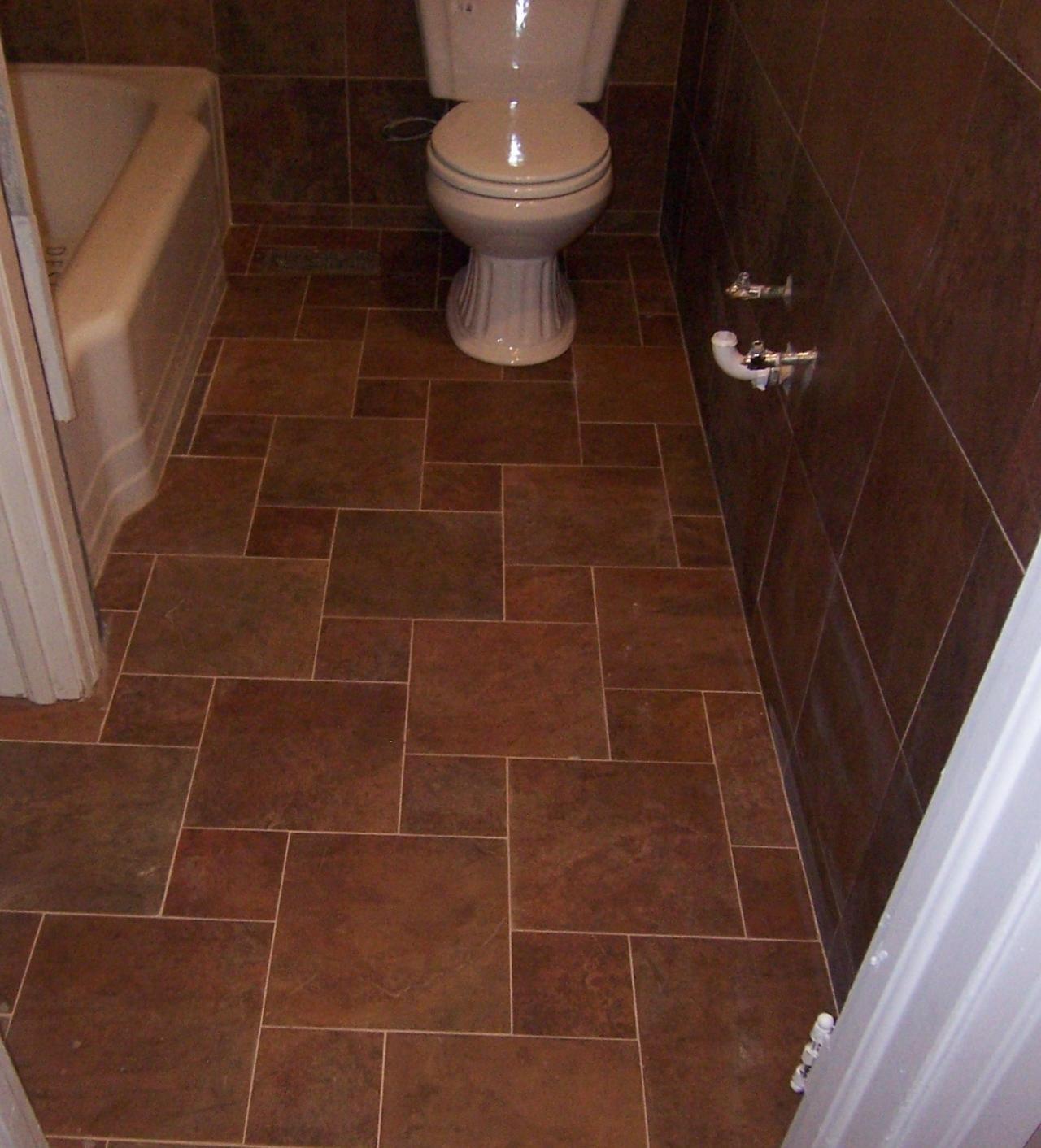Floor Tile Onbathroom Floor Tiles