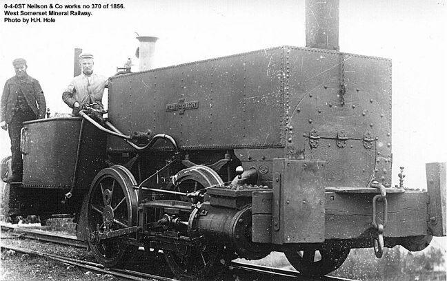 Neilson 0-4-0 box tank | Old t...