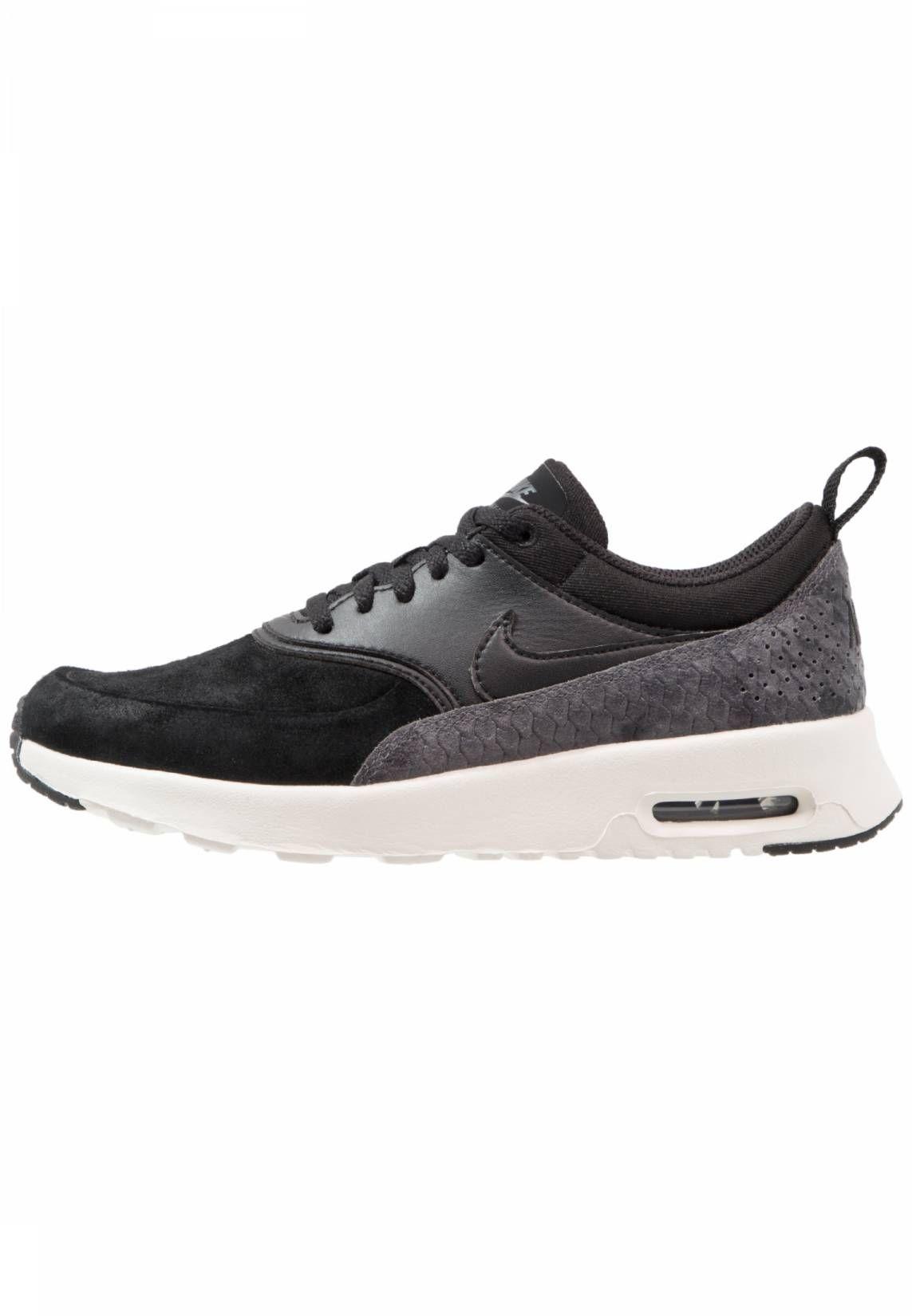 premium selection c04bf cdc55 Nike Sportswear. AIR MAX THEA PRM - Baskets basses - black dark grey.