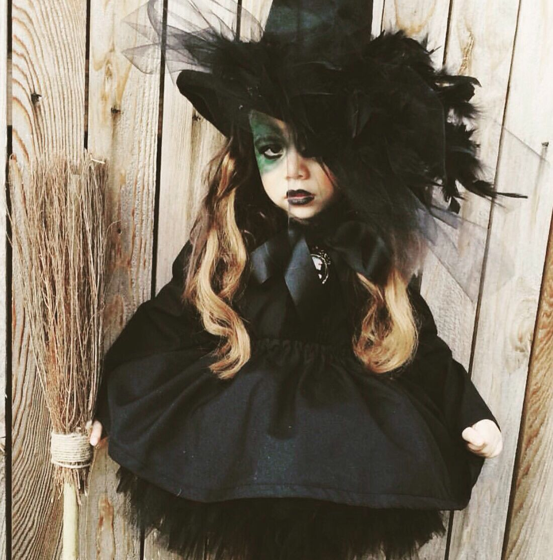 Vintage Little Witch