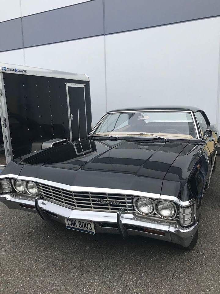 Baby dean 39 s car from supernatural don 39 t touch - Supernatural car pics ...