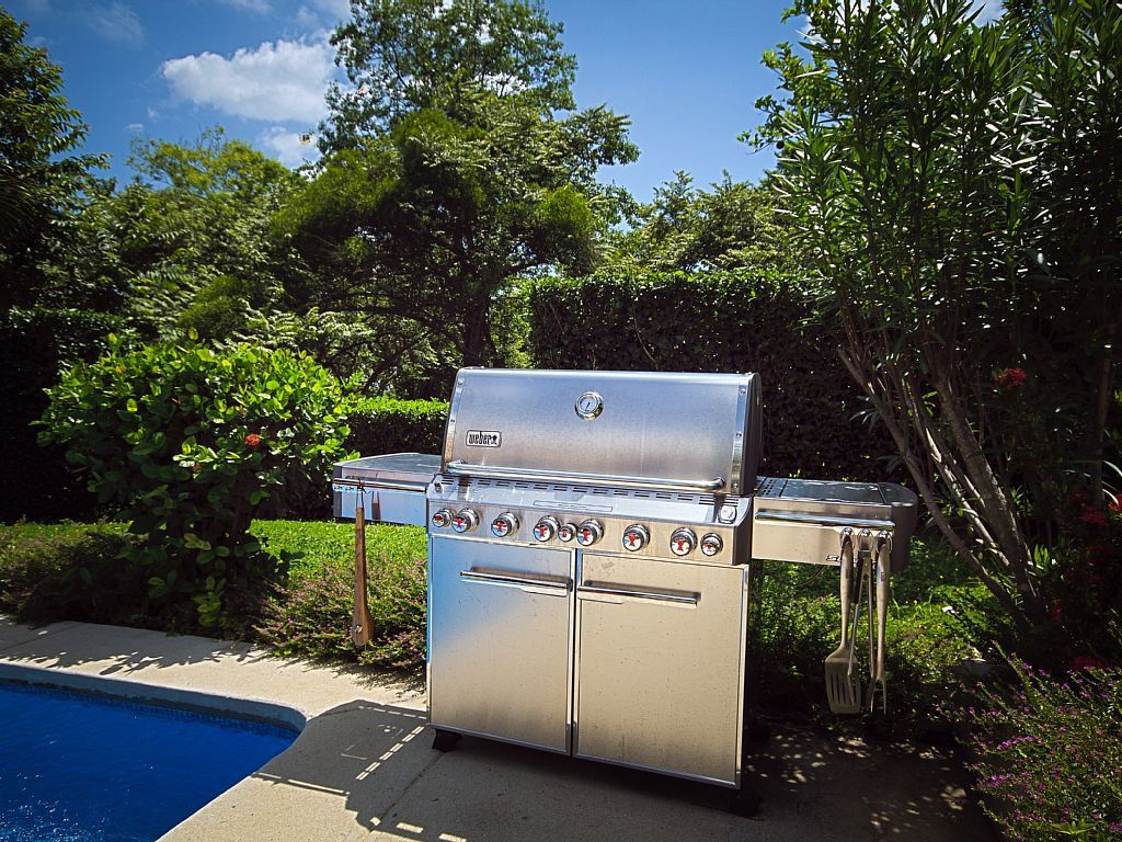 Grillmaster S Delight Weber S 670 6 Burner Propane Grill W