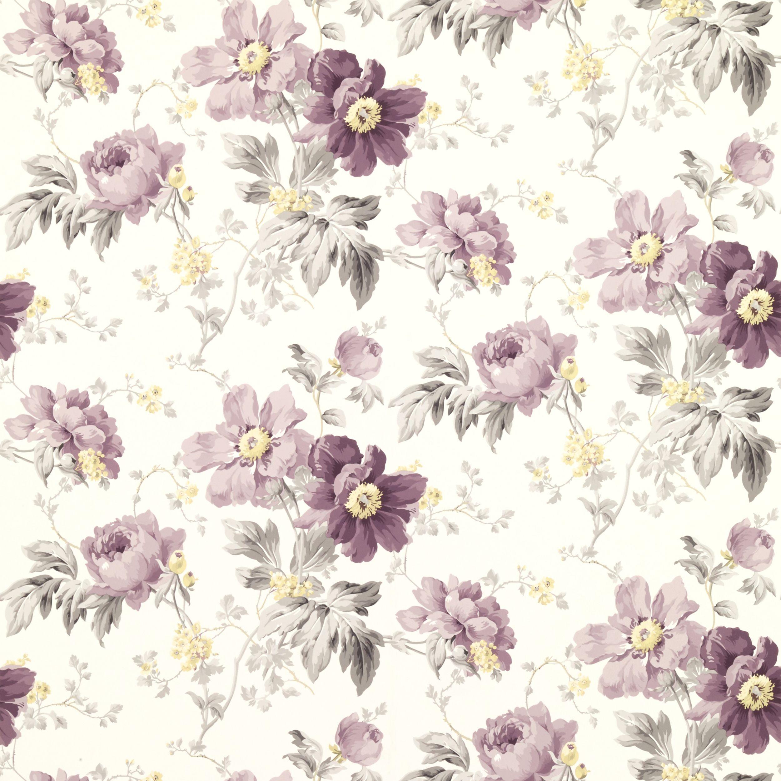 peony garden wallpaper wallpaper laura ashley and decoupage. Black Bedroom Furniture Sets. Home Design Ideas
