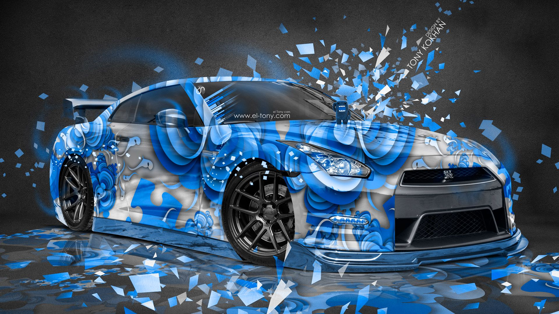 Abstract Cars Wallpaper WallDevil