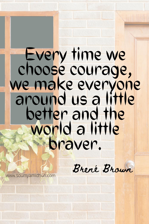 Brené Brown Quotes - Soumya Midhun