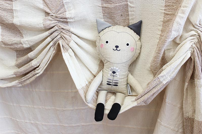 cat doll by Břichopas toys
