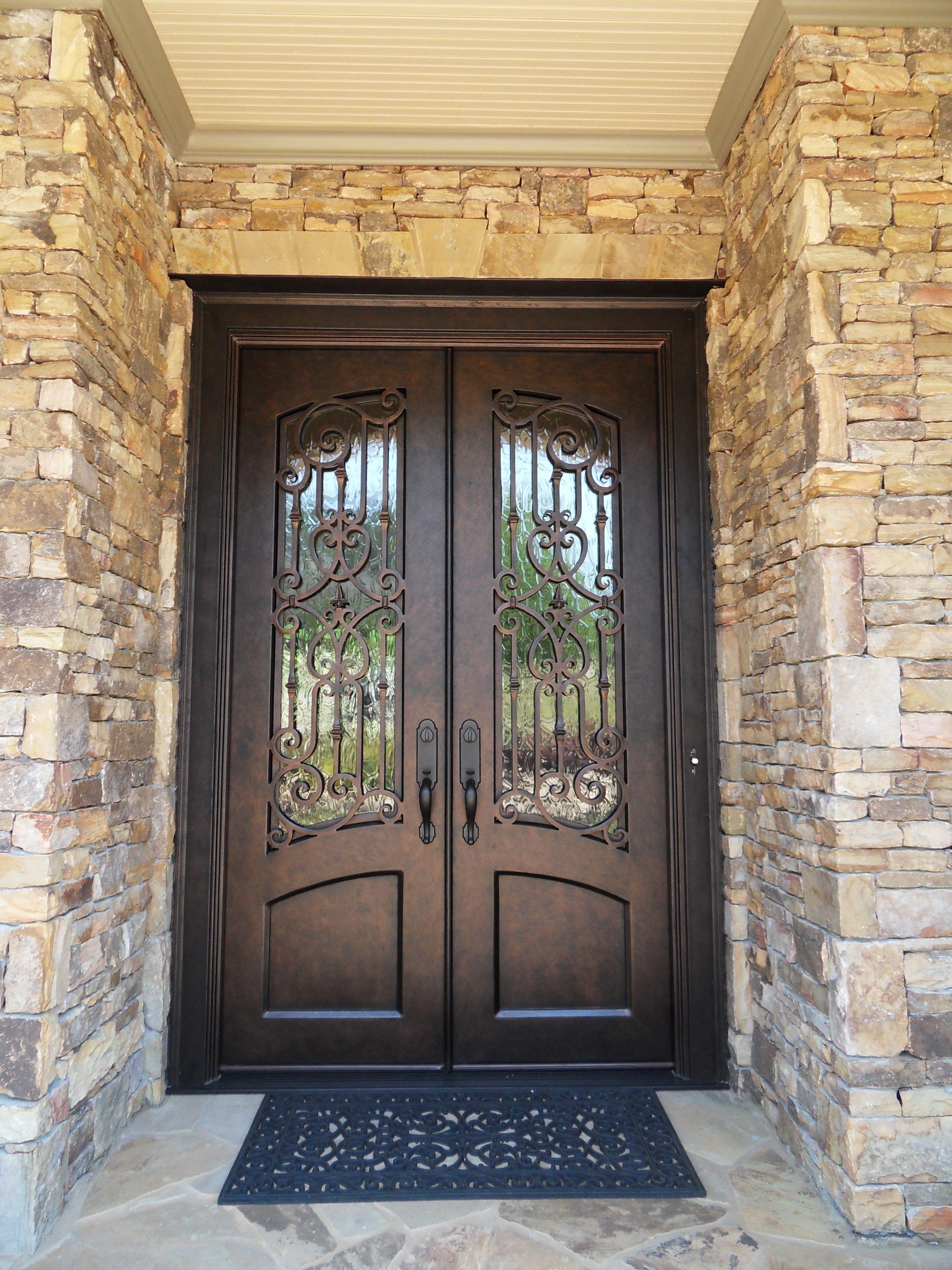 Window And Door Replacement In Atlanta With Images Iron Doors