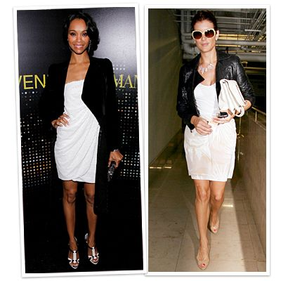 Black Jacket - What To Wear With Your Little White Dress - Summer ...