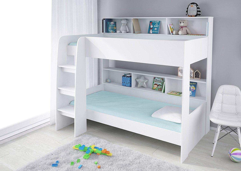 Ottimizzare la camera dei bambini con un letto a soppalco ...