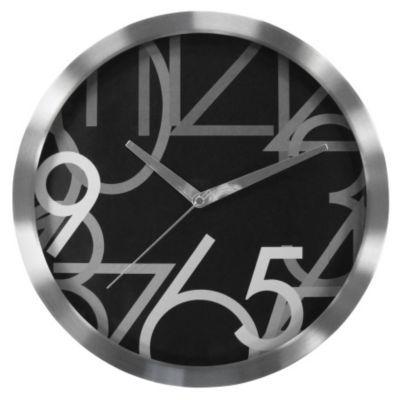 12 Aluminum Wall Clock Metal Wall Clock Unique Wall Clocks Clock