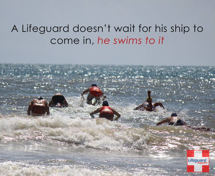 2a0eb760c883 Wonderful Quote. Find this Pin and more on Lifeguard ...