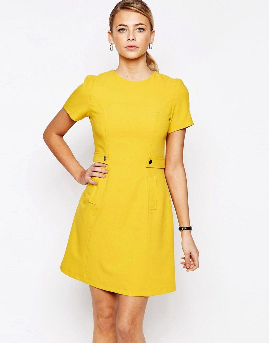9e4ab995e9b0 Oasis 60S Shift Dress | Need to get in ma shoppin' bag. | Dresses ...