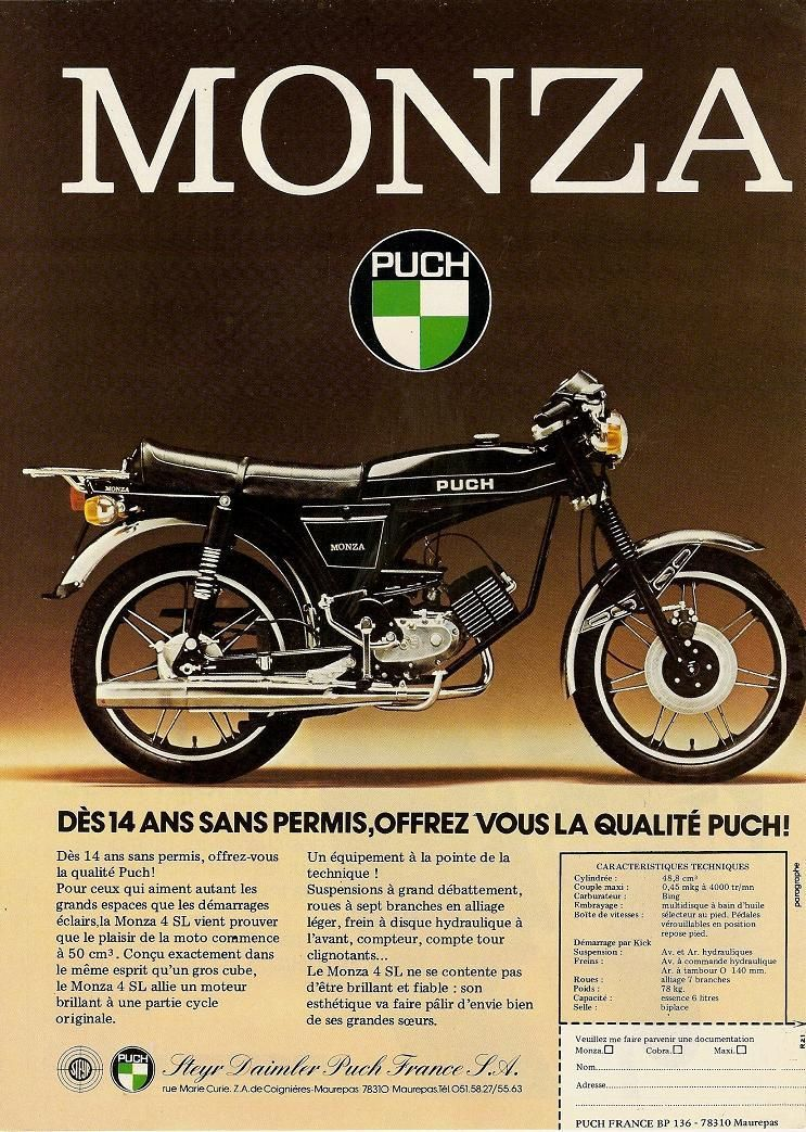 puch monza google suche moped dreams autos und. Black Bedroom Furniture Sets. Home Design Ideas