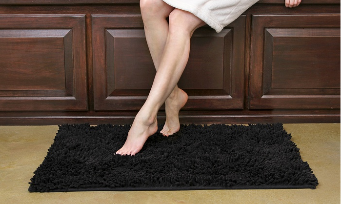 Shags Rugs Are The Most Comfortable Fun And Plush Rugs You Ve Ever Owned Get Them For 43 Off On Groupon Before They Are Gone Plush Rug Bath Mat Shag Rug