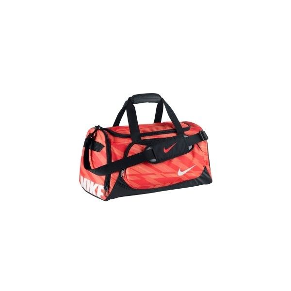 dc50767b8647 Nike Kids  Team Training Small Duffle Bag (380 NOK) ❤ liked on Polyvore  featuring bags
