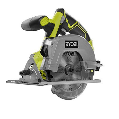 Ryobi Zrp506 One Plus 18v G4 Cordless Circular Saw Nick Likey Cordless Circular Saw Saw Tool Circular Saw