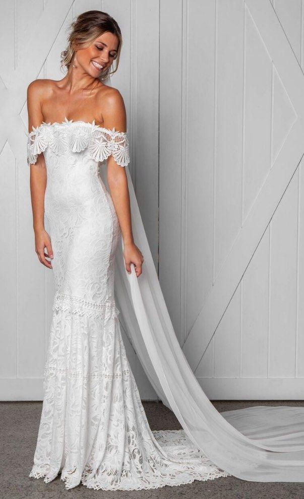 Grace Loves Lace Wedding Dress Inspiration