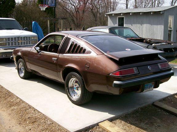 75 Chevy Monza Chevrolet Monza Buick Skyhawk Car